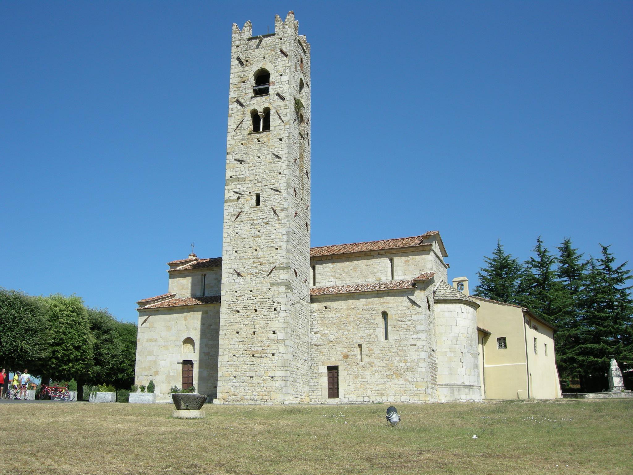 Chiesa Romanica di Pieve a Elici