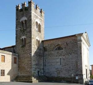 Pieve di Corsanico