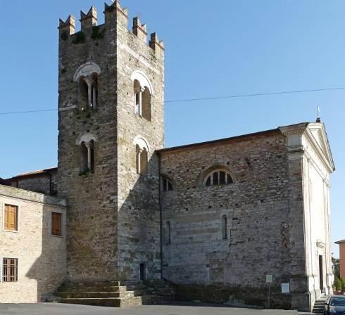 Pieve di San Michele di Corsanico