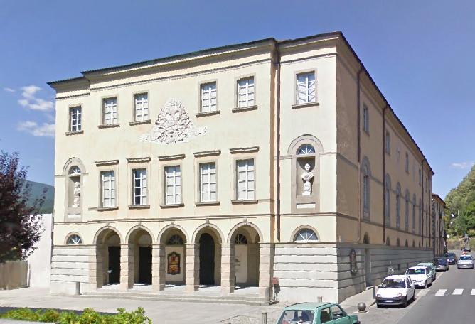 Teatro Vittorio Alfieri Castelnuovo di Garfagnana