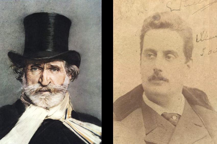 Puccini e Verdi