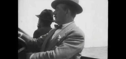 Puccini e il motoscafo