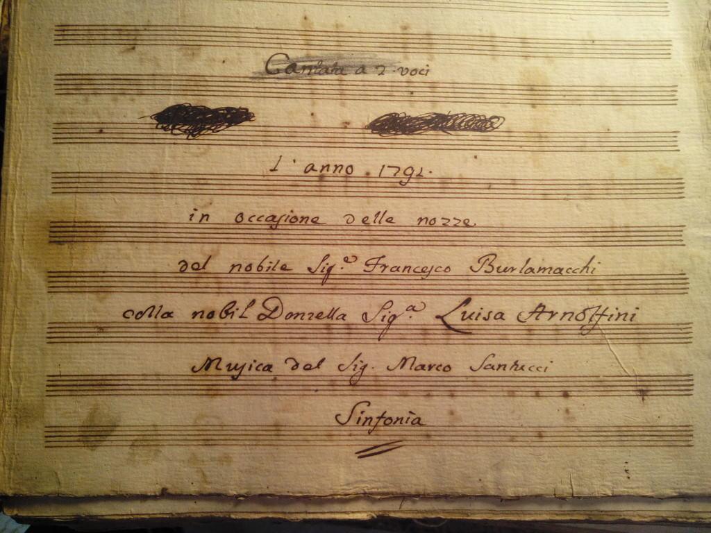 Musica di Santucci