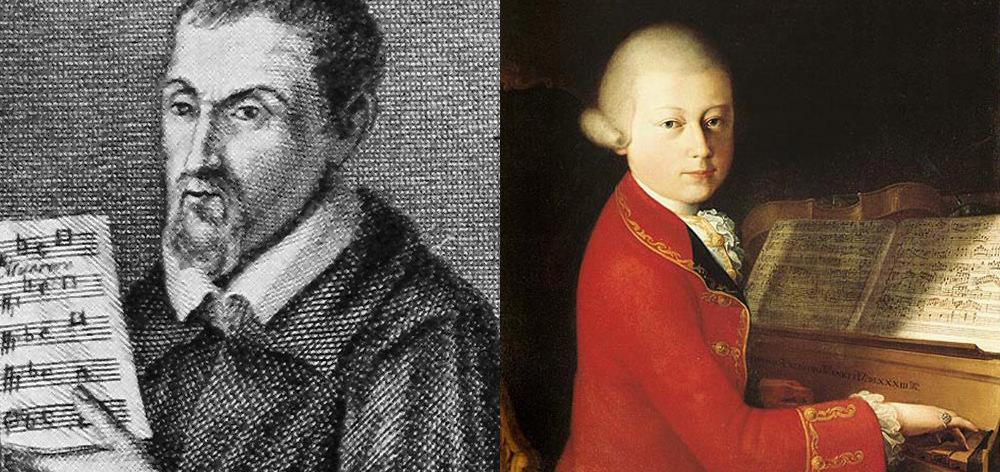 Gregorio Allegri e il quattordicenne Mozart