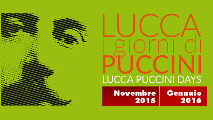 Lucca Puccini Days logo