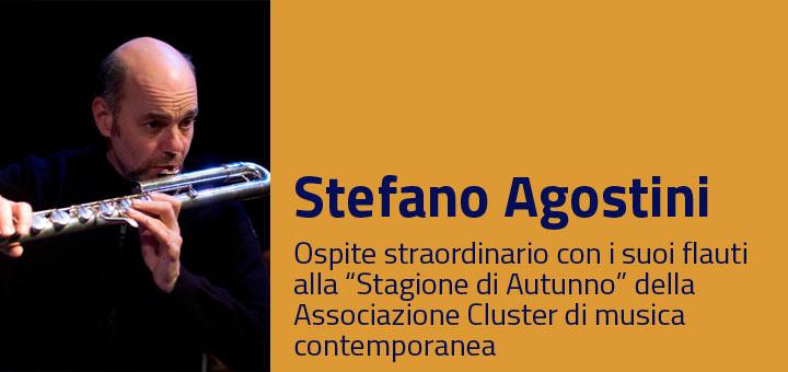 A colloquio con… Stefano Agostini