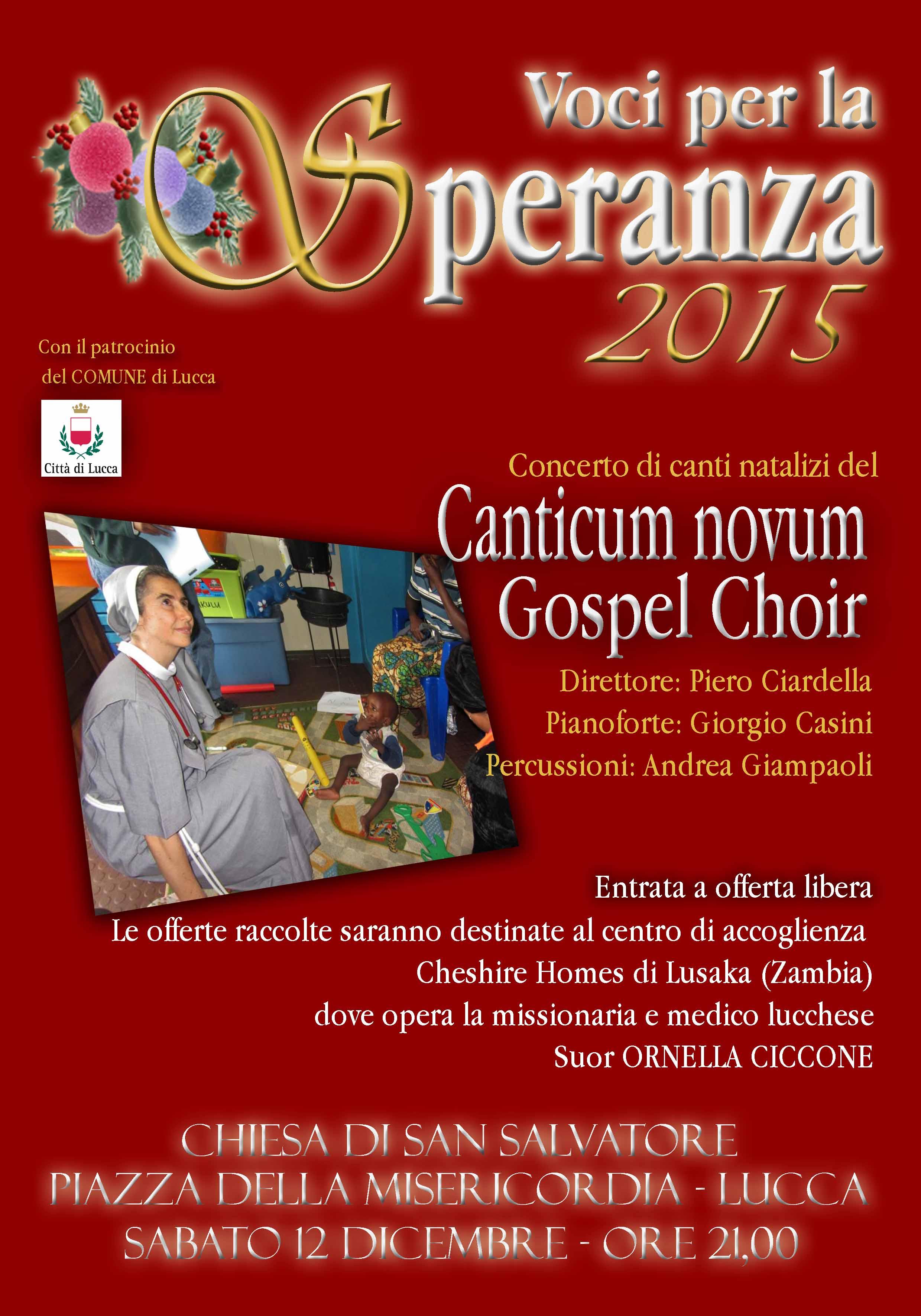 13) Gospel