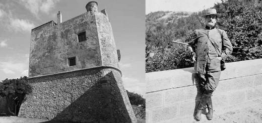 Torre della Tagliata - Puccini cacciatore
