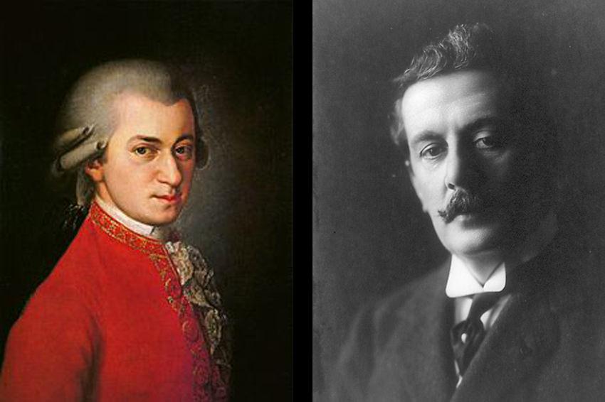 Mozart Puccini