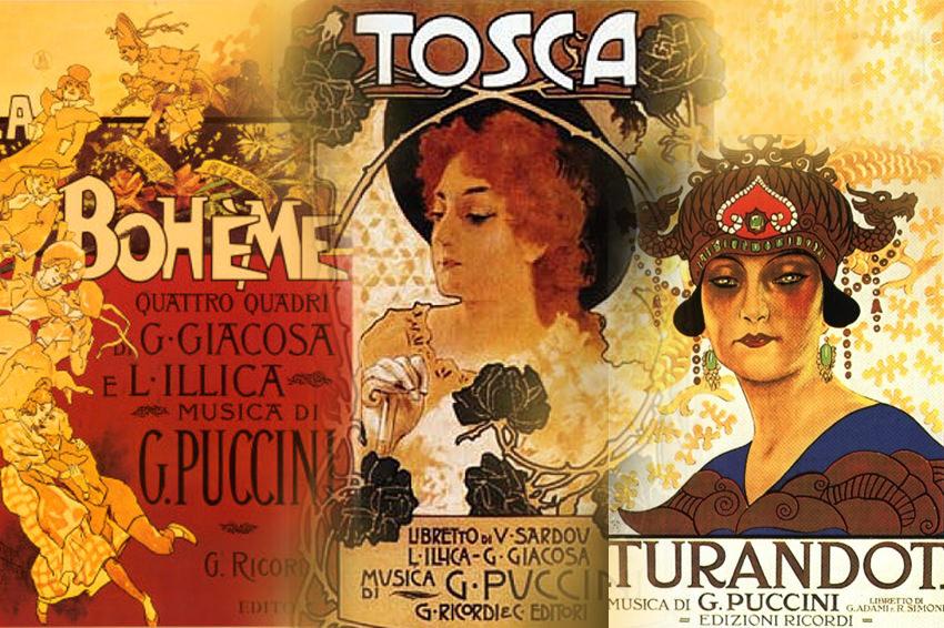 Le Donne Di Puccini