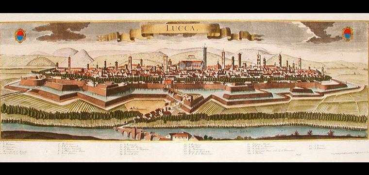 L'origine della ricorrenza del primo maggio è da ascrivere a Lucca
