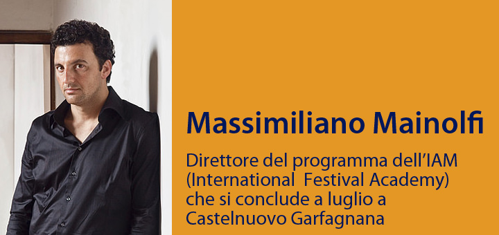 A colloquio con…Mainolfi Massimiliano