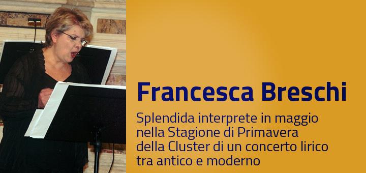 A colloquio con…Francesca Breschi