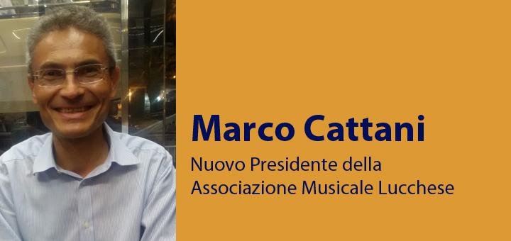 A colloquio con… Marco Cattani