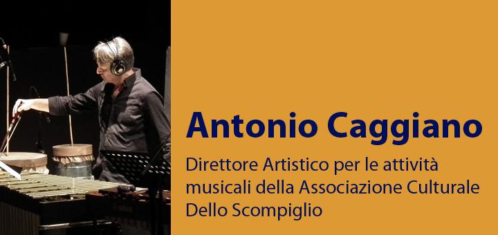 A colloquio con… Antonio Caggiano