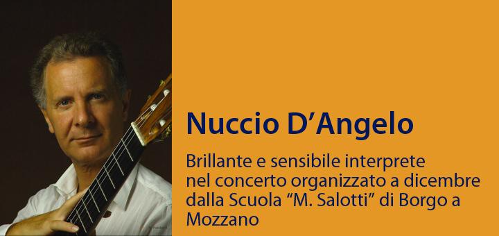 A colloquio con… Nuccio D'Angelo