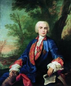 Carlo Broschi Farinelli