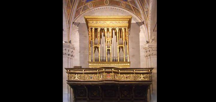 Cantoria_del_Duomo_di_San_Martino_storia