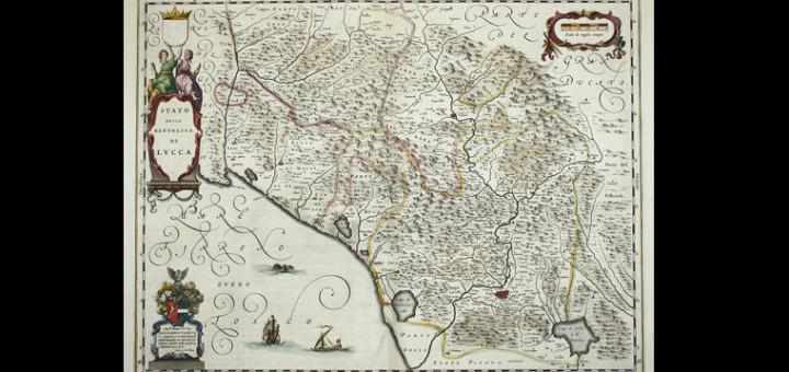 Carta Repubblica di Lucca
