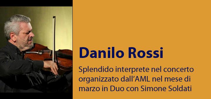 A colloquio con… Danilo Rossi