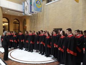 14) coro Longmeadow USA