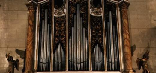 Organo Chiesa di Lammari (Lucca)