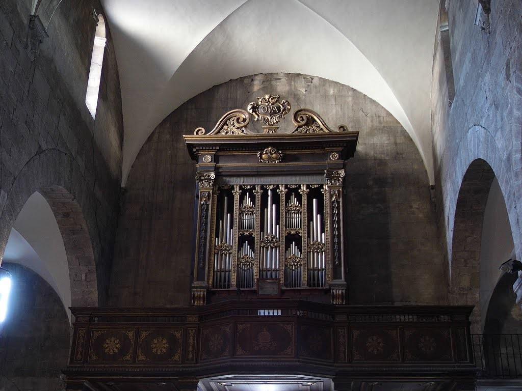Organo di S. Pietro Somaldi (Lucca)