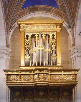 Organo del duomo di San Martino (Lucca)