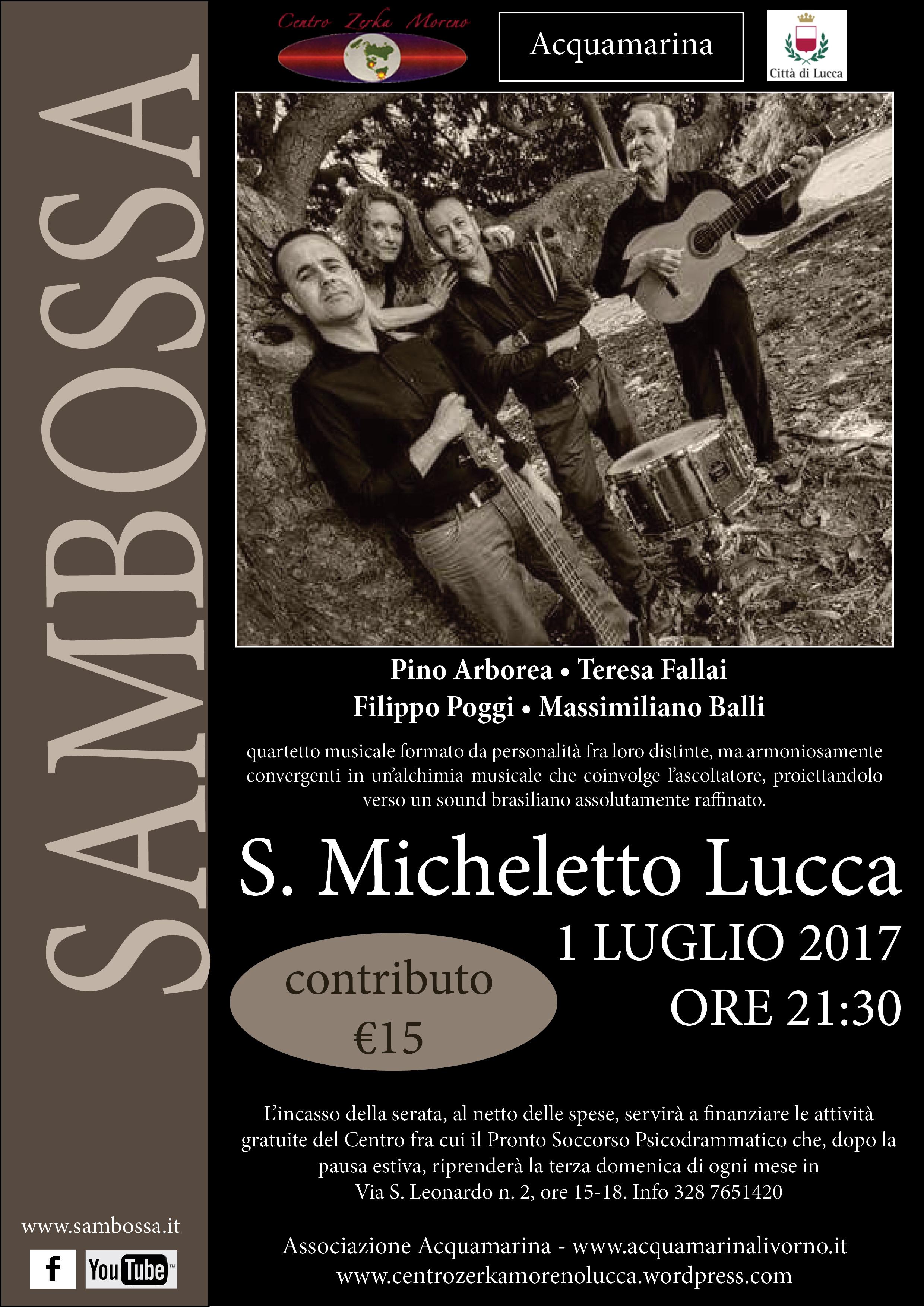 30) Sambossa