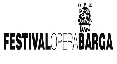 FESTIVAL OPERA BARGA LOGO