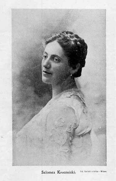Salomea Kruceniski