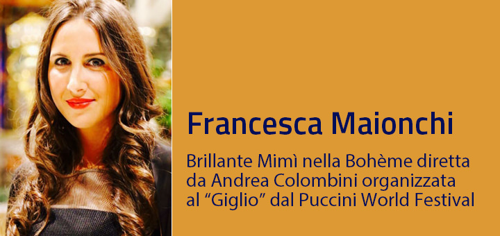 A colloquio con … Francesca Maionchi