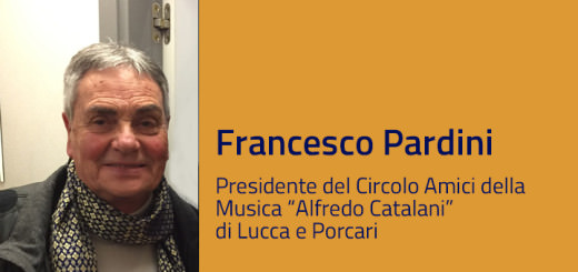 Francesco Pardini intervista