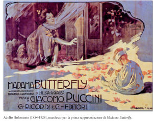 Manifesto di Madama Butterfly
