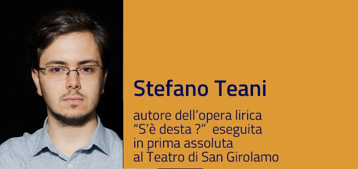 Stefano Teani vignetta