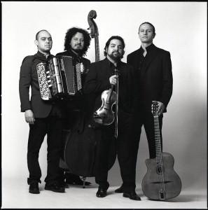 Note Noir Quartet