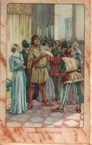 libretto Gianni Schicchi