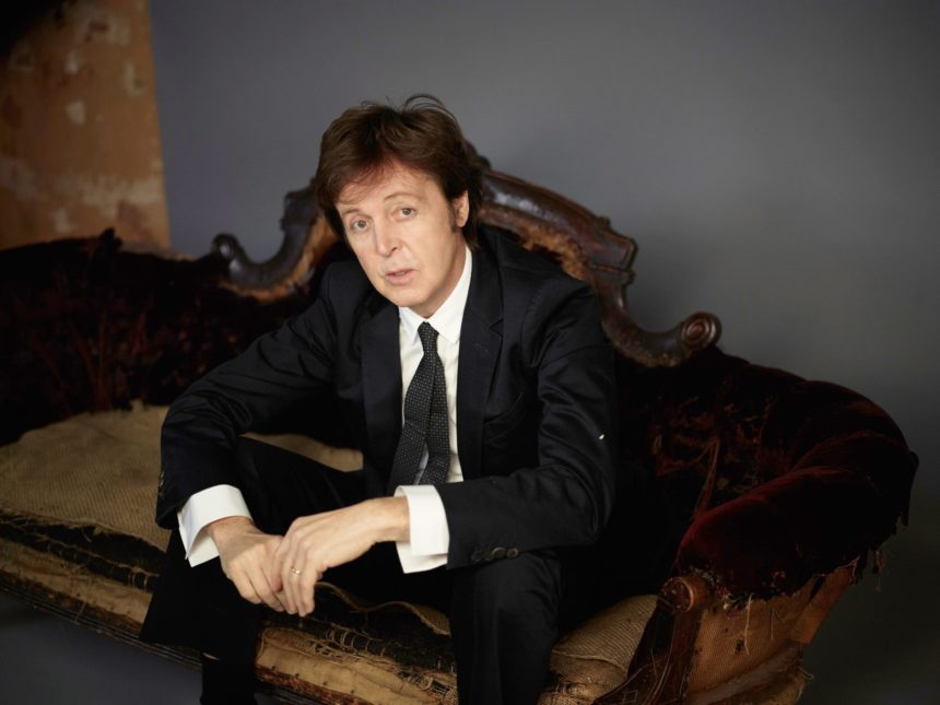 McCartney al Lucca Summer Festival