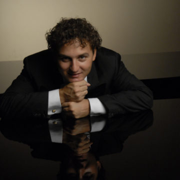 IL PIANISTA ALBANESE ALL'AUDITORIUM BOCCHERINI