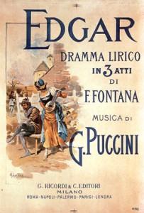 La lunga parabola dell'Edgar di Giacomo Puccini